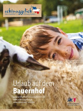 Katalog 2020 - Urlaub auf dem Bauernhof in Schleswig-Holstein